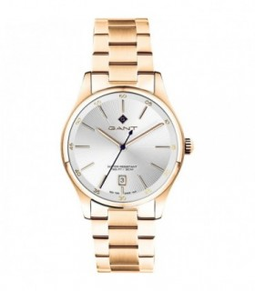 Marc By Marc Jacobs Henry Gloss Pop Silver Watch  MBM3266