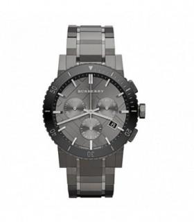 LOUIS ERARD 1931 Automatic Grey Leather Chronograph 73228AA03
