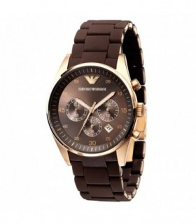 VOGUE Feeling Chronograph White Rubber Strap 17001.9A