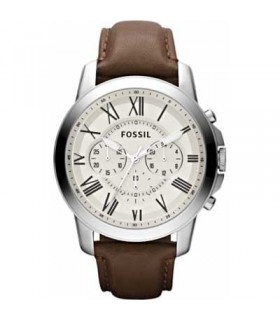 Tommy HILFIGER Jackson Multifunction Brown Leather Strap 1790684