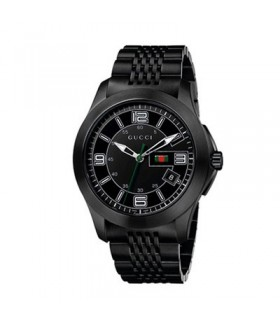 SEIKO Men's Chronograph Black Leather Strap  SKS445P2