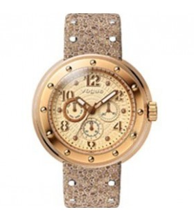Fossil Heather Beige Leather Strap ES3133