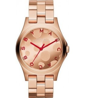 BURBERRY The City Rose Gold Stainless Steel Bracelet BU9039