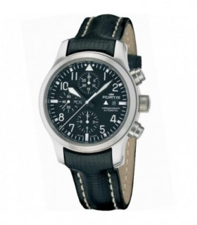 Emporio ARMANI Chrono Leather Strap AR1878