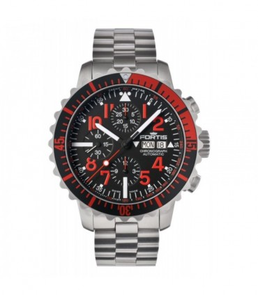FORTIS Marinemaster Classic Chronograph 671.17.41 MBT