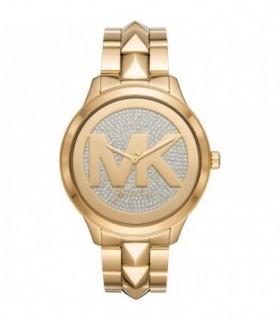 Michael KORS Whitney Crystals Multicolor Stainless Steel Bracelet MK6686