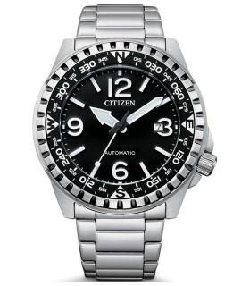 CITIZEN Promaster Divers Automatic Silver Titanium Bracelet NY0071-81E