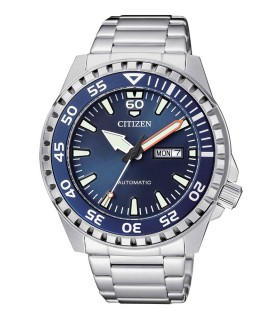 CITIZEN Eco-Drive RadioControlled Stainless Steel Bracelet AT9030-55L