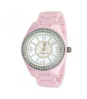BULER Twinkle Crystal White Rubber Strap  042251